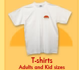 T-shirts - Adult & Kid Sizes