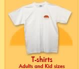 T-shirts - Adult & Kid Sizes